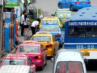 Транспорт Бангкока