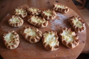 Карельские пирожки, калитки