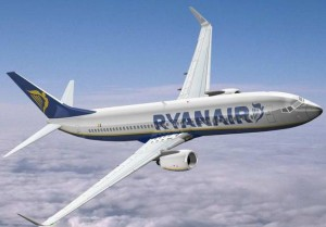 Покупка авиабилета в Rynair