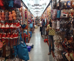 Рынок Sampeng Lane- Сампенг Лэйн