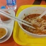 Суп том ям, популярный среди туристов Таиданда