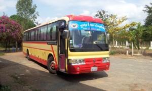 Автобус Сиануквиль Пномпень