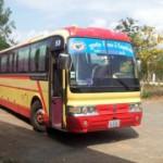Автобус Сиануквиль — Пномь Пень. Едем в столицу Камбоджи.