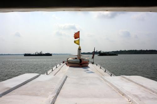 Камбоджа - Вьетнам по реке