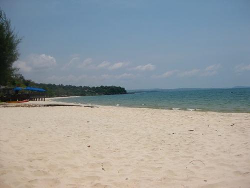 Сокха пляж