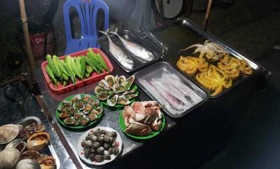 морепродукты Вунг Тау