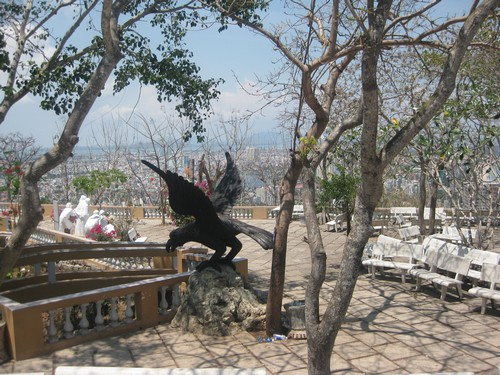 Вьетнам. Вунг Тау. Гора Христа. Железный Орел.