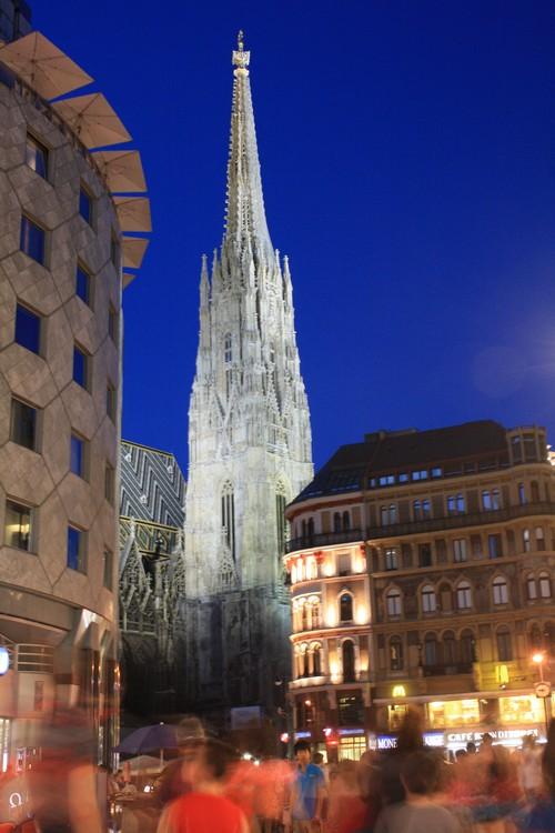 Храм Стефана. Вена. Австрия.