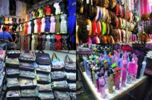 Ladies' Market, Гонконг