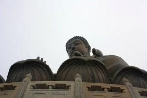 Большой Будда, остров Лантау, Гонконг
