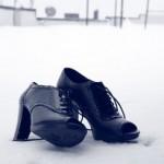 Обувь с подогревом от «прикуривателя» вашего автомобиля.