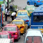 Наземный, подземный и речной транспорт Бангкока