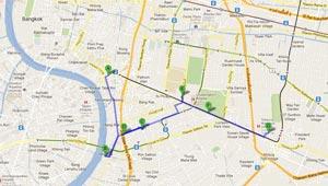Пеший маршрут по Бангкоку номер три: храм Золотого Будды - рынок Fresh Market