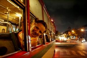 Катаемся на автобусе