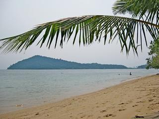 Остров Чанг Лонели бич