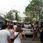 На рынке Чатучак есть на что посмотреть и чем полакомиться + видео