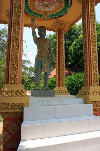 Камбоджийская граница