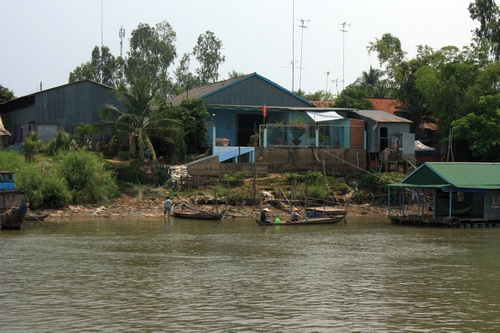 Деревни во вьетнаме