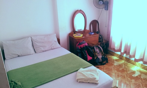 Отель в Пном Пене