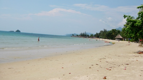 пляж Кай Бэй