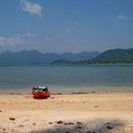 Путешествие на каяке с Lonely Beach по островам и на Kai Bae