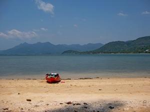 На каяке по Островам Таиланда