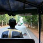 Второй день в Ангкоре. Поездка на тук-туке по большому кругу.