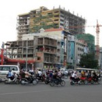 Столица Камбоджи, Пном Пень город контрастов.