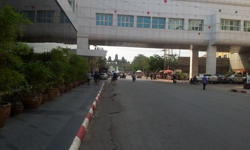Вид на Таиланд после границы