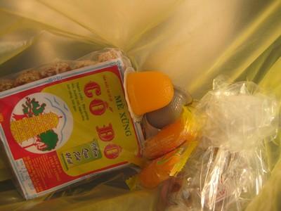 конфетки Вунг Тау