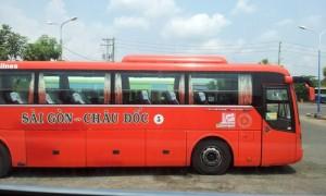 Futa lines Чау Док - Хошимин