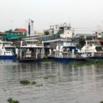 Чау Док – приграничный город на реке Меконг во Вьетнаме.