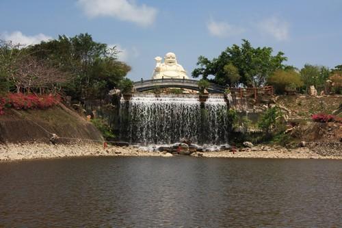 Вьетнам. Вунг Тау. Гора Хо Май. Водопад.