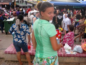 Новй год в Таиланде - Сонгкран в Паттайя