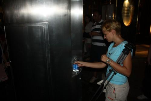 Питьевая вода в Вене. Австрия.