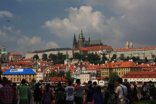 Пражский град. Прага. Чехия.