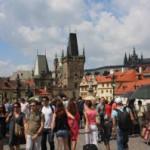 Прага. Чехия. Самостоятельное путешествие по Европе. Второй город из пяти, вторая страна из трех.