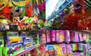 Рынок игрушек, Гонконг