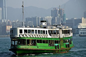 Звездные паромы Гонконга